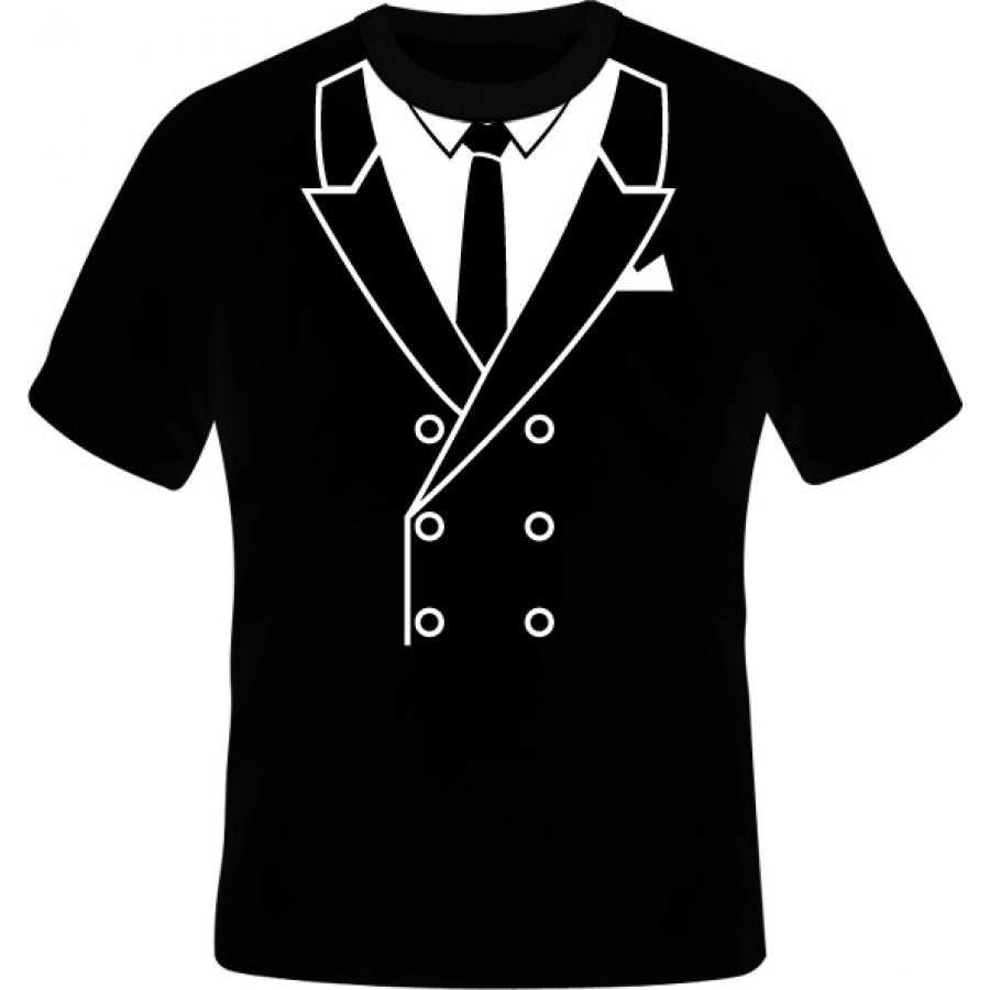 Tričko Suit