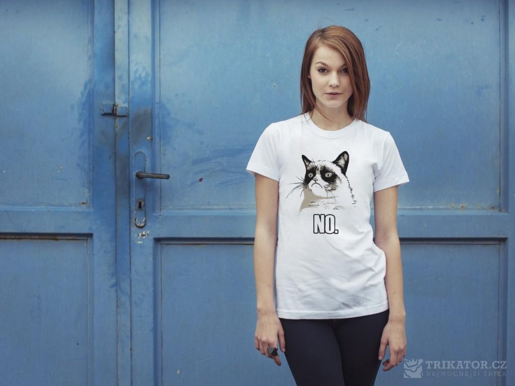 Tričko GRUMPY CAT